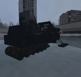 robfoxs_snowmobile.zip For Garry's Mod Image 1