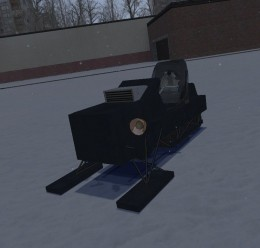 robfoxs_snowmobile.zip For Garry's Mod Image 2