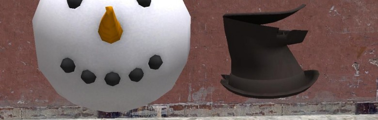 pyro_snowman_head_hex.zip For Garry's Mod Image 1