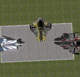 3_flyable_jedi_starfigthers.zi For Garry's Mod Image 2