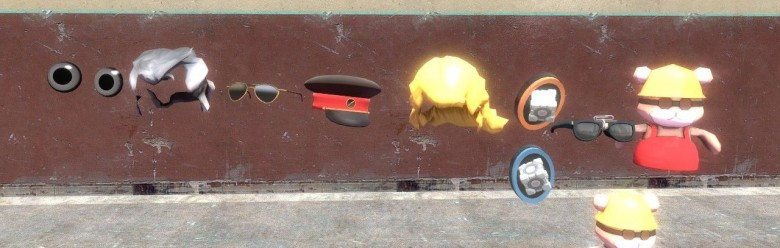Fixed TF2 Item Collision For Garry's Mod Image 1