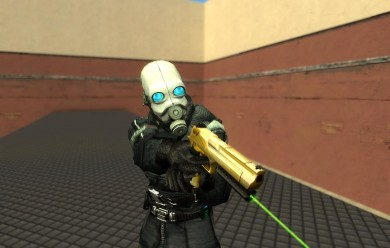 realistic_lazer_deagle.zip For Garry's Mod Image 1