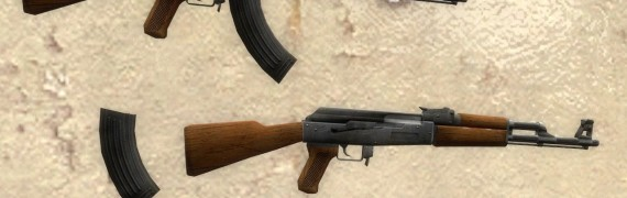 GTA 4 AK-47 *FIXED*