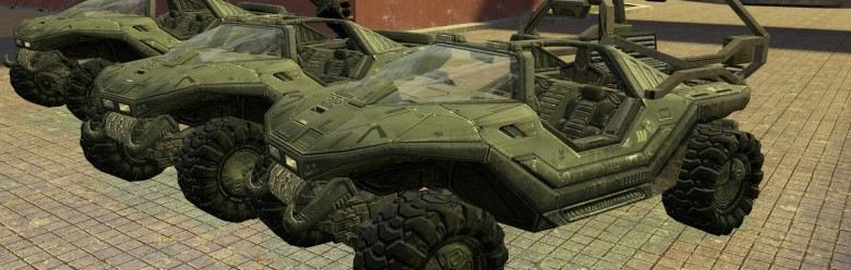 Halo 3 Warthog For Garry's Mod Image 1
