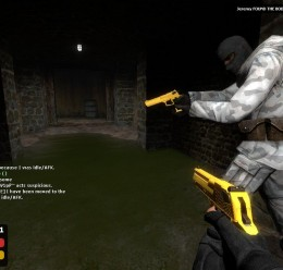 golden_deagle.zip For Garry's Mod Image 1