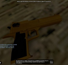 golden_deagle.zip For Garry's Mod Image 3